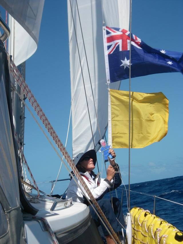 51-flat-mr-davis-and-anne-hoisted-the-australian-curtesy-flag-and-the-quarantine-flag-when-joyful-sailed-into-australian-waters