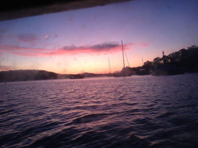 11. Pittwater sunset from Joyful.jpg